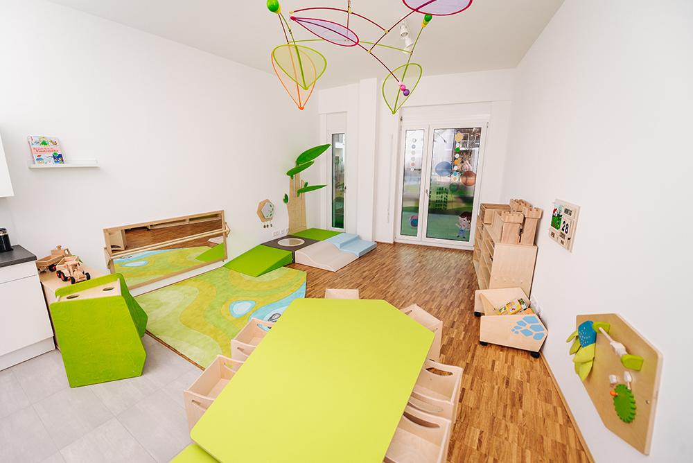 Grünes Haus | Gruppenraum
