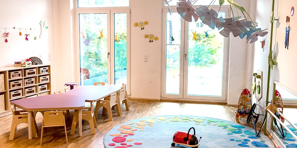 Lila Haus | Gruppenraum